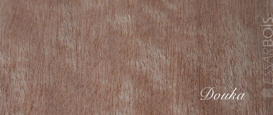 Essence de bois douka exotique essarbois for Essence de bois exotique