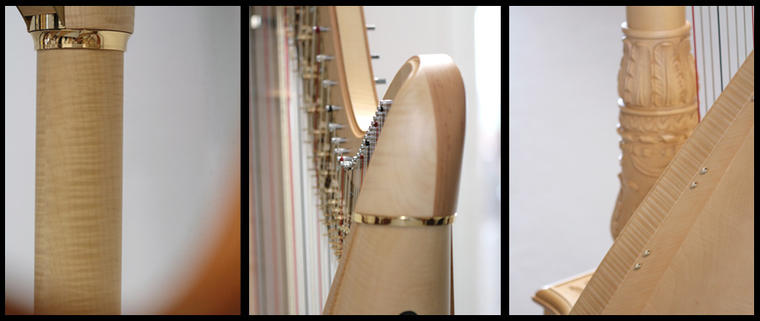 Lutherie Camac Harps